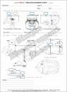 Simple Bird Taxidermy Measurement Sheet
